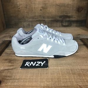New Balance 442 Suede Dove Grey